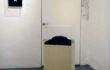 Veduta della mostra Andrea Francolino, L'orMa, Andrea Mazzola – DEFAULT, Spazio Testoni, Bologna