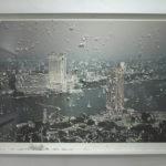 Filippo Centenari, Souvenir-Il-Cairo-2012-stampa-fotografica-su-carta-dAmalfi-e-tecnica-mista-cm.-75x107