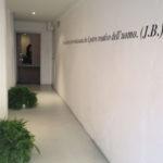 Entrance Gallery SPACE TESTONI - Bologna