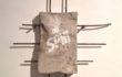 """Andrea Francolino – """"Oil Spill"""" – cemento armato cm. 66,5×44,5×7 – 2012"""