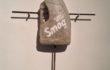 """Andrea Francolino – """"Smog"""" – cemento armato cm. 73,5x48x9,5 – 2012"""