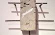 """Andrea Francolino – """"Radiation"""" – cemento armato – cm. 30x30x6 – 2012"""