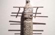 """Andrea Francolino – """"Cancer"""" – cemento armato – cm. 59x32x10 – 2012"""