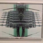"Maria Rebecca Ballestra - ""Masdar"" - direct printing on aluminum more plexiglass - cm. 70x90 - 2012"