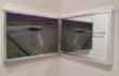 """Maria Rebecca Ballestra – """"MSDAR"""" – stampa diretta su alluminio più plexiglass e specchio serigrafato  cm. 40×120 –  2012"""