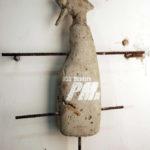 Andrea Francolino, Pm, 2012 – cemento armato – cm. 10 - 47x33x7