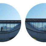 Maria Rebecca Ballestra, JOURNEY BERNA, 2012 – stampa lambda su plexiglass ed. 3/3 – diam. cm. 40