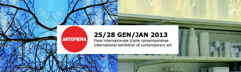The gallery will present Artefiera 2013