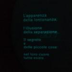 LUMINESCENTI APPARENZE di Alberto Giulio Gioia, poesia di Elisabetta Gnudi