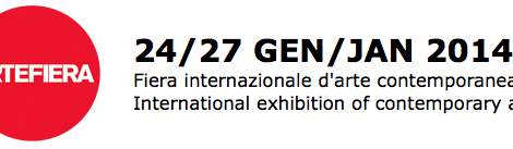 The gallery will present Artefiera 2014