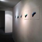 Caroline Le Méhauté - SILENT,Dawings Lands-2012 cm. 30x40