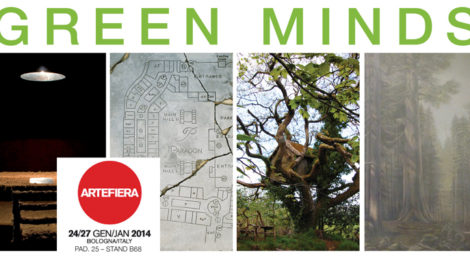 Green Minds – Arte Fiera 2014