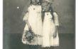 L'orMa, Brothers  _16,5×10,5cm_intervento manuale su fotografia antica