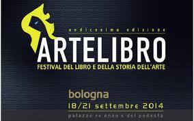 ArteLibro 2014 image logo