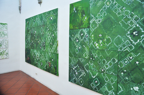 John de Gara, The work to green 2