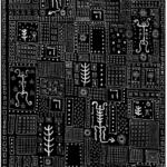Friedler PAROLEDESANGES_SANTITRE_cm. 140x100