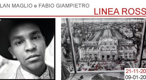 Alan Maglio e Fabio Giampietro | RED LINE