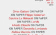 ON PAPER – pagina logo copia