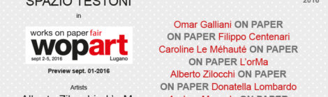 Wopart | ON PAPER Collettiva