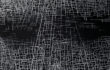 Le Strade Del Tempo 2012 acrilico su tela cm 280 x 420