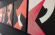 Opere Ester Grossi 1 in Arte Fiera 2018 per Spazio Testoni
