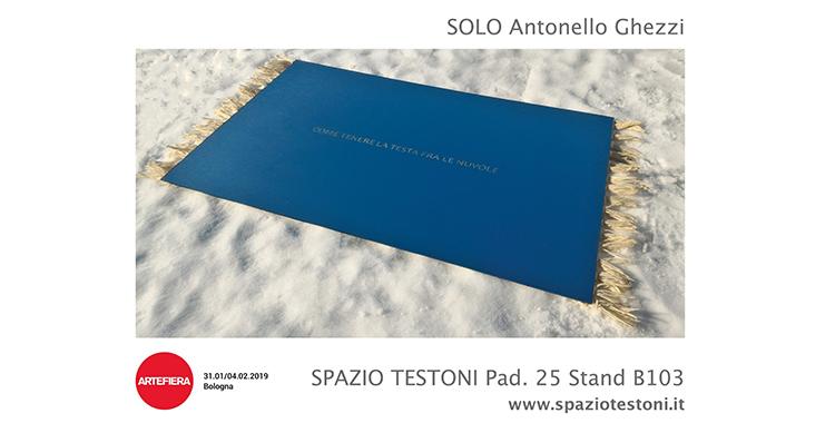 ONLY Antonello Ghezzi
