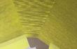 Ester Grossi – Giallo coprente (acrilico su tela, 120x100cm, 2019)